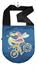 """Imagen de """"Bici-enamorados"""" (fondo azul)"""