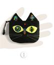 "Imagen de ""Gato negro"" Monedero"