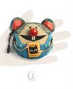 "Imagen de ""Ratón de biblioteca"" Monedero"
